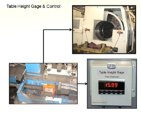 Table Height Gage